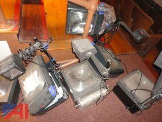 Panasonic Stereo/CD System, Apollo, EIKI, BUHL and 3M Overhead Projectors