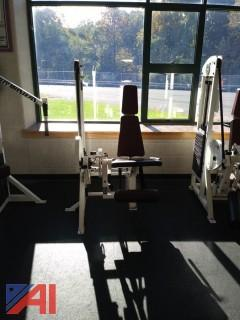 Body Masters CX118 Seated Leg Curl