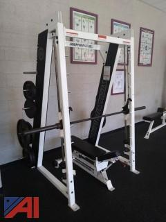 Body Masters BE218A Multi-Press