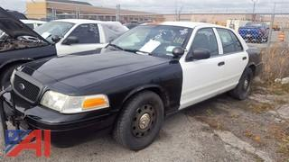 2007 Ford Crown Victoria 4DSD/Police Interceptor
