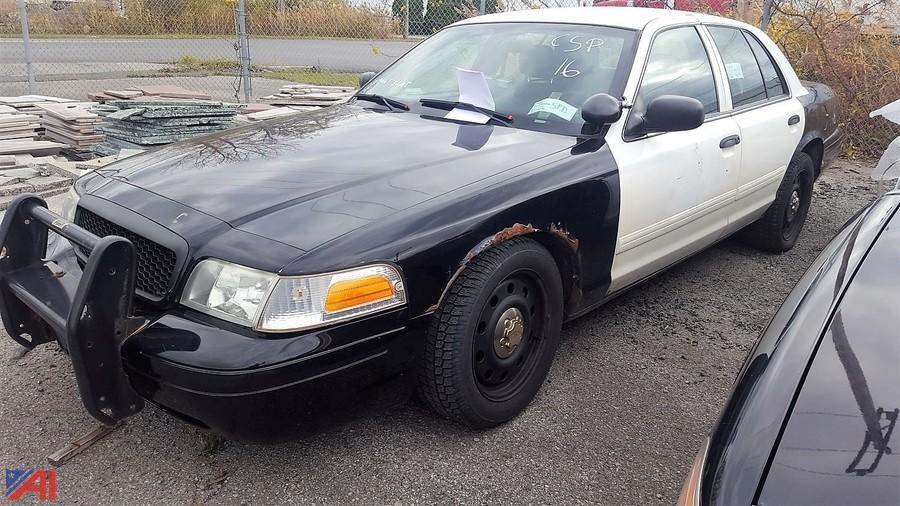 City of Syracuse Police Vehicles, NY #16011