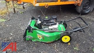 John Deere Walk Behind Lawn Mower