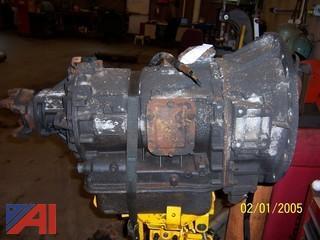 2000 Allison Transmission