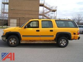 2004 Chevrolet 2500 Suburban