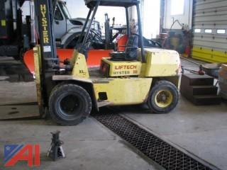 1997 Hyster H80XL2 Forklift