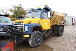 1985 International S1900 Dump Truck