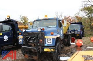 1987 International 1754 Sander Truck