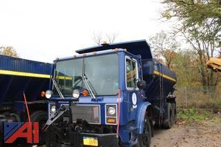 1989 Mack MR688S Sander Truck