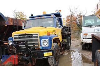 1985 International 1954 Dump Truck