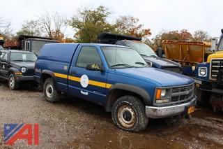 1997 GMC C/K 1500 Pickup