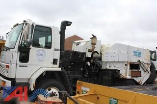 2006 Tymco/Freightliner FC80 Sweeper