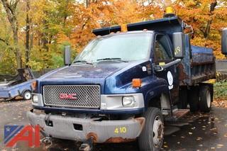 2004 GMC C5500 Dump Truck