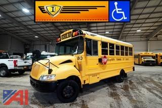 2007 International IC 3000 School Bus with Wheelchair Lift