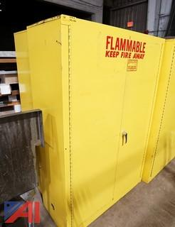 Se-Cur-All Flammable Storage Cabinets