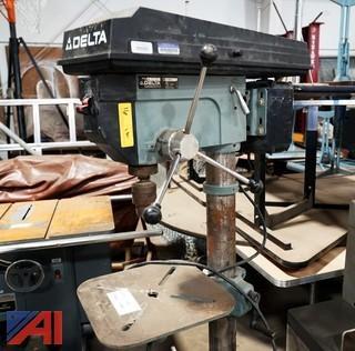 Delta12 Speed Floor ModelDrill Press