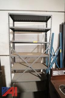 Un-assembled Steel Inventory Racking
