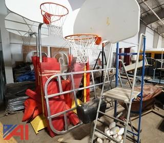 Basketball & Gymnastic Equipment