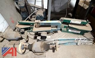 Scroll Saws, Radial Saws and More