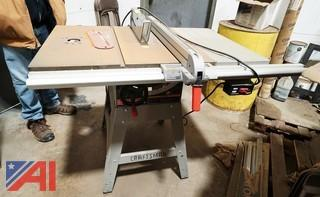 "Craftsman 10"" Table Saw with Fence"
