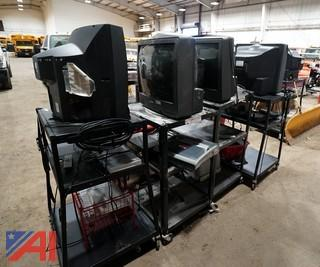 AV Carts and Equipment