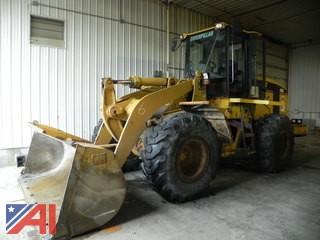 1999 Caterpillar 938G Front End Loader