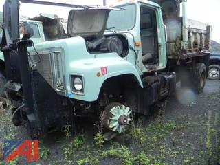 1998 International 2554 Dump Truck