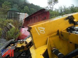 (2) Boom Mower Parts