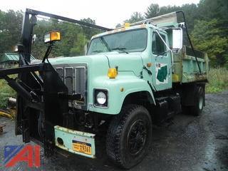 1996 International 2554 Dump Truck