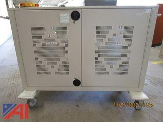 Datamation Systems Security Cabinet and Filing Cabinets