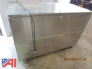 Cooler, Wall Shelf, Locker Unit