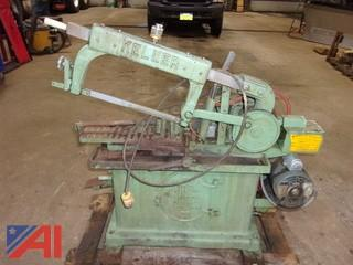 1973 Keller Hy-Duty Hack Saw
