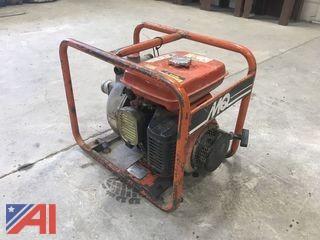 """Multi-Quip 1.5"""" High Pressure Pump"""