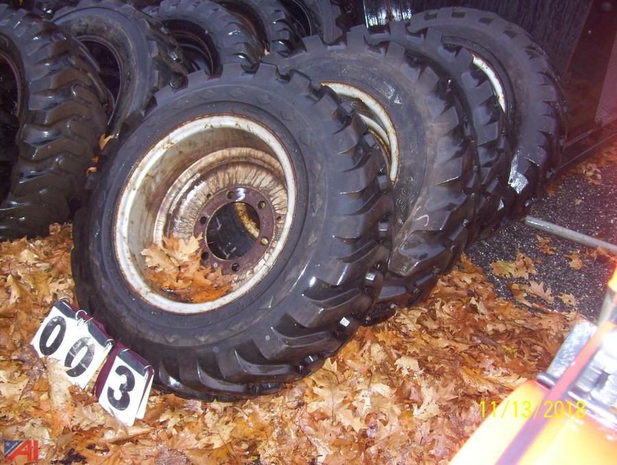Used Tires Portland >> Auctions International Auction City Of South Portland Dpw