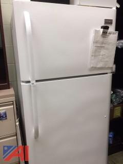Refrigerator, Single Channel Pump, Mannequin