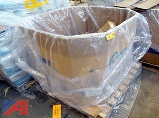 Partial Crate of Automotive Service Parts