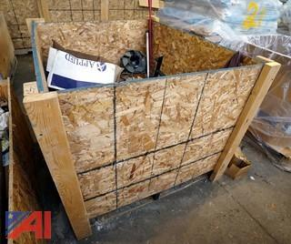 Partial Crate of Heavy Snow Removal Parts/CS1
