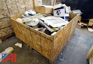 Crate of Automotive Service Parts/CS2
