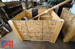 Crate of Heavy Truck Service Parts, #5
