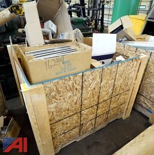Crate of Automotive Electrical Stock, #4