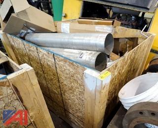 Crate of Navistar Heavy Truck Service Stock, #6