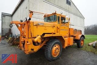 1972 Oshkosh P-2427-2D1 Truck with Side Wing/15