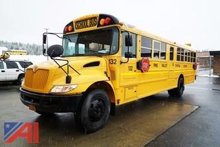 2011 IC CE 300 School Bus/132