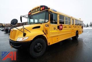 2009 IC CE 300 School Bus/126
