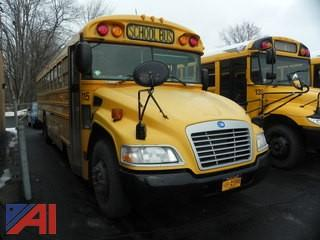 2009 Blue Bird Vision School Bus