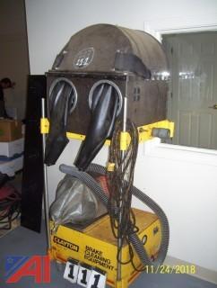 Clayton Brake Cleaning Equipment
