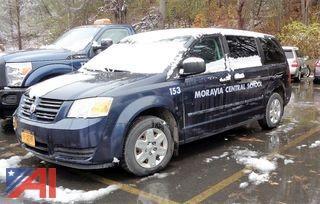 2008 Dodge Grand Caravan-Stow-N-Go Van