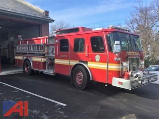 1994 E-One Cyclone Pumper Fire Truck
