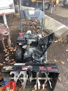Gold Yard Machine Snow Blower