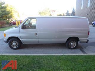 2006 Ford Econoline 150 Van