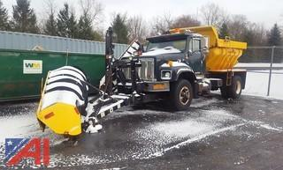 1997 International 2674 Dump Truck & Plow